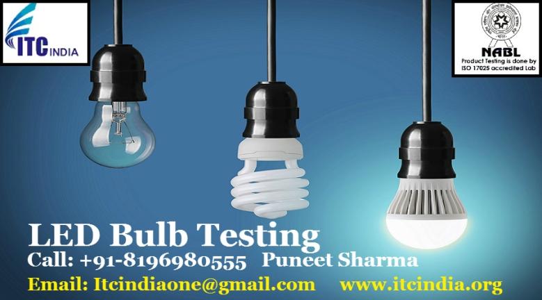 LED Bulb Testing