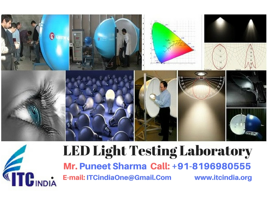 LED Lights Testing