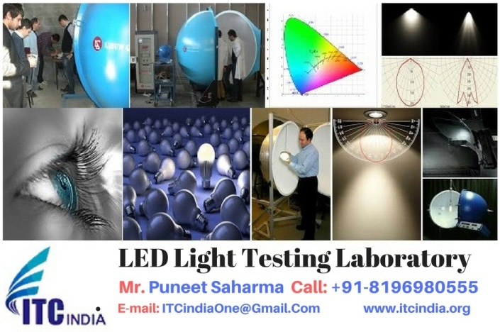 led-light-testing