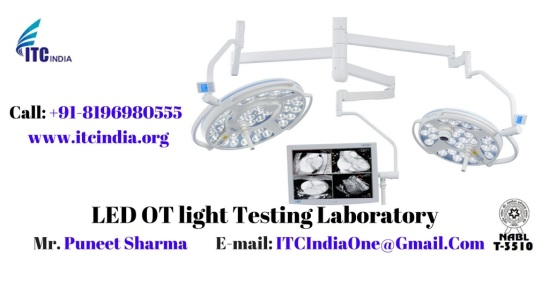 led-ot-light-testing