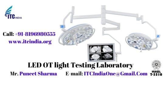 led-ot-light-testing