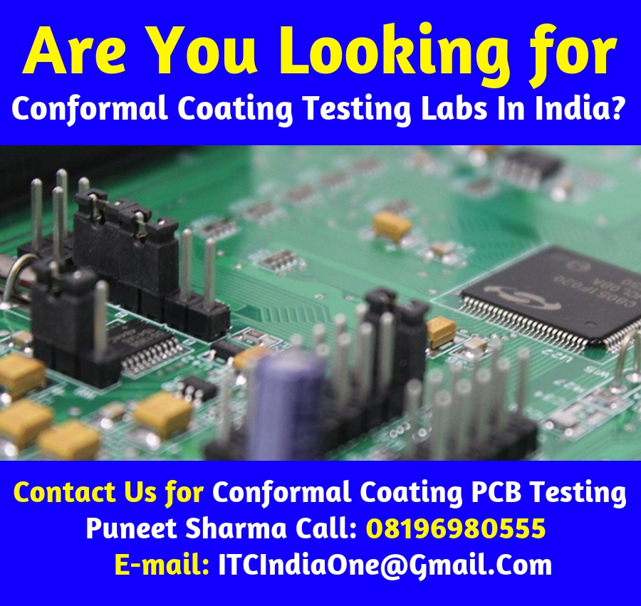 Conformal Coating Testing Labs In India