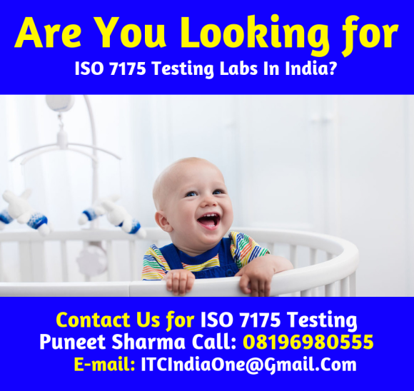 ISO 7175 Testing Labs | ISO 7175 Testing Laboratories