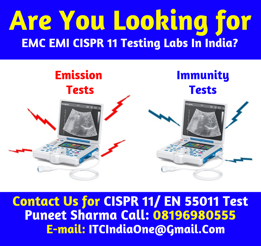 CISPR 11 Testing Labs